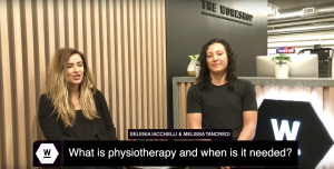 What is physiotherapy and when is it needed? | The Workshop Performance Clinic